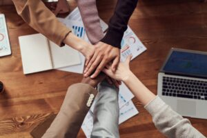 meeskonnatöö ja organisatsioonikultuuri loomine